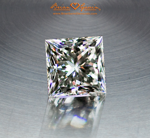 Princess cut _Diamond